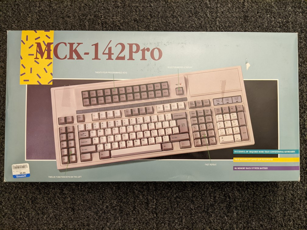 """Extending an Old-school Programmable Keyboard with AutoHotKey"" Header Image"
